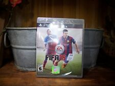 PLAYSTATION 3 PS3 FIFA 15 SPORTS SOCCER VIDEO GAME NEW IN CASE GAMING FAN GIFT