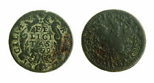 pcc1750_3) Palermo, Carlo II (1665-1700) : Grano 1699