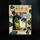 Vintage Halloween RARE Granthogs Witch Costume with Plastic Mask