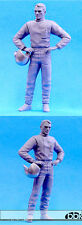 1/12 DAN GURNEY STANDING FIGURE for TAMIYA HIRO TRUMPETER LE MANS FORD GT40