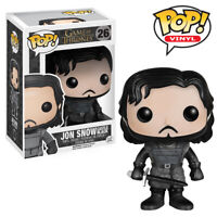 Jon Snow Game of Thrones Official Funko Pop Vinyl Figure Collectables