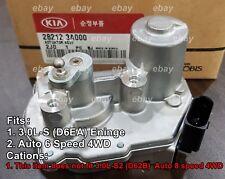 OEM 3.0L A/T 6Speed Turbocharge Actuator Hyundai Veracruz ix55 2008+ #282123A000