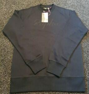 Rapha Sweatshirt Black 100% Cotton - Medium