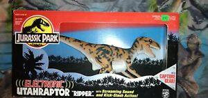 Jurassic park Kenner 1994 Utahraptor