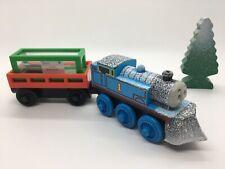 Thomas Wooden Railway Christmas Train Letters to Santa Cargo & Winter Wonderland