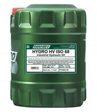 20L FANFARO HV 68 ISO 68 Paraffin Oil DENISON HF-2 DIN 51524 Part 3