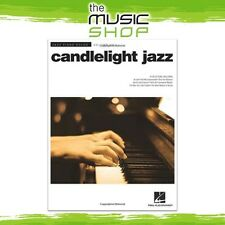 New Jazz Piano Solos 'Candlelight Jazz' Music Book - Volume 43