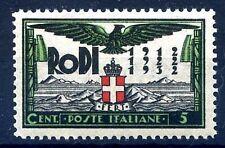 EGEO RODI 1932 - VENTENNALE  Cent. 5   NUOVO  **