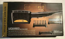 InfinitiPro Conair 1875W 3-in-1 Styler One Step Style & Hair Dry Detangle G5