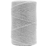 Electric Fence Polywire White 656'