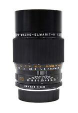 Leica APO-Macro-Elmarit-R 100mm 1:2.8 E60 (Made in Germany)