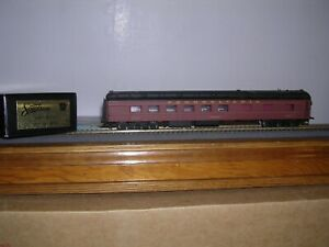 "BACHMANN/Spectrum #89014  P.R.R. 80' Heavyweight Diner #8019 ""H.O.Scale"" 1/87"