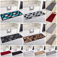 Non Slip Small & Large Bath Mat Water Absorbent Soft Thick Bathroom Toilet Rugs