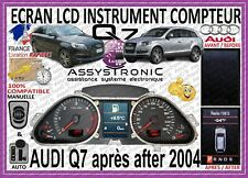 DISPLAY OBD LCD INSTRUMENT CLUSTER *** AUDI Q7 / SQ7 FROM 2005 TO 2014 ******