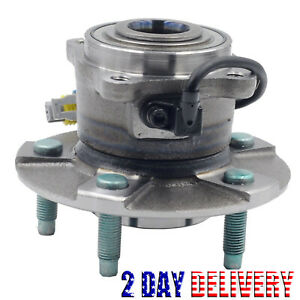 Rear Wheel Hub & Bearing Assembly Fits 05-06 Chevy Equinox 02-07 Saturn Vue