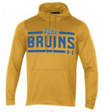 Under Armour Men's UCLA Bruins Football Fleece Hoodie Sweatshirt Extra Large XL