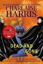 Dead and Gone: A Sookie Stackhouse Southern Vampire Mystery, 8 CDs [Complete & U