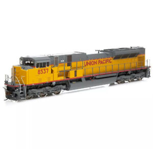 Athearn Genesis HO EMD SD90MAC Phase 2 Union Pacific UP #8537 DC LED ATHG27228