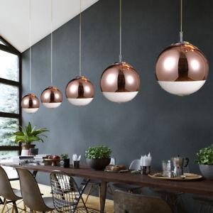 Glass Pendant Light Room Lamp Kitchen Chandelier Lighting Bar Ceiling Light 20cm
