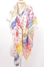 Louis Vuitton LV Fragment Stole Scarf Shawl Etole Paisley POP UP Store L/d Rare