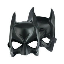 Halloween Cosplay Batman  Adult  Party Carnival Half Face Mask Cool Face Costume