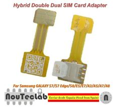 Hybrid Dual SIM Card Adapter Micro SD Nano SIM Extension Adapter for Android