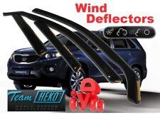KIA SORENTO  II SL  2009 - 2015  5.doors  Wind deflectors  4.pc  HEKO  20146