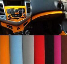Tela de gamuza de terciopelo de 30*152CM Material revestimiento para coche carro