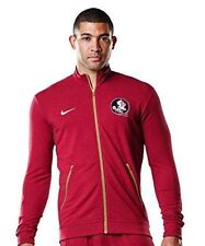 Nike Florida State Seminoles FSU 2016 Sideline DRI-FIT Touch Fleece Jacket NCAA