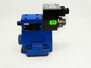 Rexroth Bosch valve ventil DREE 20-52/315YG24K31M / R900972230