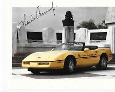 New Listing(2) Charles Pete Conrad Jr Autographs 8x10 1986 Corvette Pace Car/Astronaut