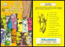 Philippine Bible Illustrated Komiks MGA GAWA NG APOSTOL Comics