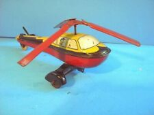 OLD WYANDOTTE TIN FRICTION HELICOPTER