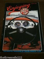 ENJOYING MG - SEPT 1985 VOL 5 # 9