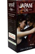 2 Bottles Herbal Japani Oil enlargement Men Pennis Massage Long Hard Male Organ