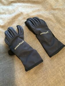 Mont Bell Windstopper Cycling Gloves
