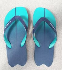 BNWOT O'Neill Boys Size 13 EUR 32 Blue Green Holiday Flip Flop Beach Surf Sport