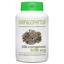 Harpagophytum 600 mg - 200 comprimés - Planète au Naturel