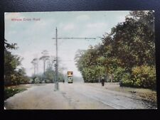 Wantsead Leytonston WHIPPS CROSS ROAD & TRAM c1909 by G. Baulch of Leyton