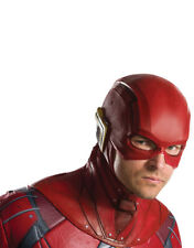 Justice League Flash Adult Costume Overhead Latex Mask Accessory