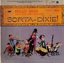 "BILLY MAY! - ""SORTA - DIXIE"" CAPITOL EAP 1-677 EXT PLAY PART 3  MONO EP VG+!!"