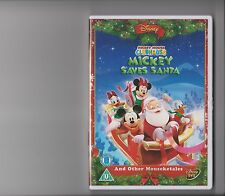MICKEY MOUSE CLUBHOUSE - MICKEY SAVES SANTA DVD KIDS