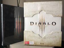 Diablo 3 Collector's Edition Game & Guide (PC) (AUS Stock)