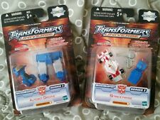 TransFormers Universe Combiner Bike Race Car MicroMaster 2pc lot Streetwise