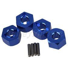 4pcs 12mm Hex Wheel Hub Mount and Pins for RC1:10 Car Traxxas Slash