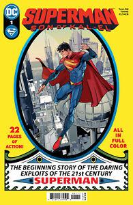 SUPERMAN SON OF KAL-EL #1 CVR A JOHN TIMMS (07/13/2021)