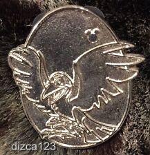 Disney Pin 2013 DLR Hidden Mickey Disney Birds Diablo CHASER Sleeping Beauty Pin
