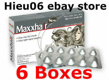 6 Boxes Maxxhair makes Hair Strong Enhances Health Of The Hair Prevent hair loss