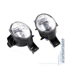 Pair Front Left Right Fog Light Lamp Assembled No Bulb For BMW X6 E71 E72 08-13