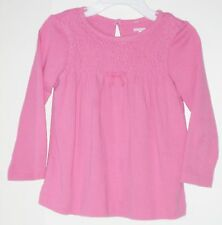 GYMBOREE Size 3T Pink Long Sleeve Tops ~ Shirt